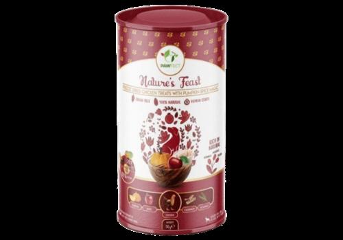 Pawfect Freeze-Dried Chicken Treats with Pumpkin Spice Magic 50 gram