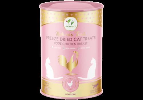 Pawfect Freeze-Dried Cat Treats Chicken Breast Treats 50 gram