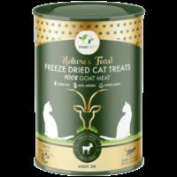 Freeze-Dried Cat Treats Goat Meat Treats 50 gram