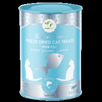 Freeze-Dried Cat Treats Fish Treats 50 gram