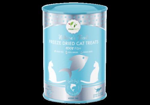 Pawfect Freeze-Dried Cat Treats Fish Treats 50 gram