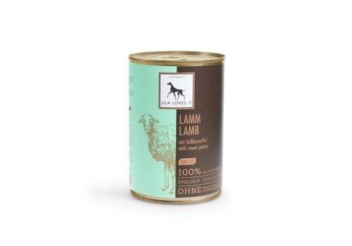 Lila Loves It Lam met zoete aardappel 400 gram