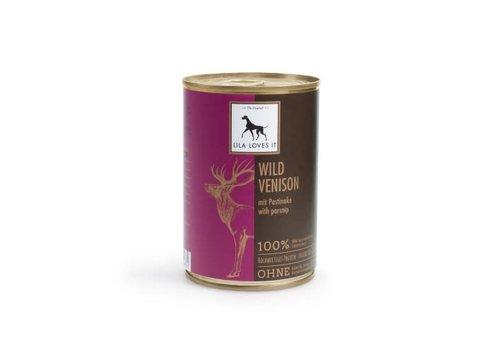Lila Loves It Wild met pastinaak 400 gram