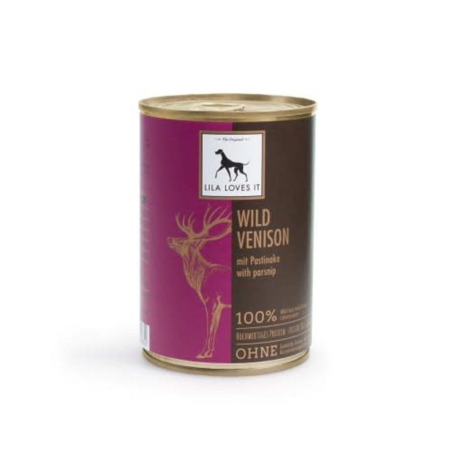 Wild met pastinaak 400 gram