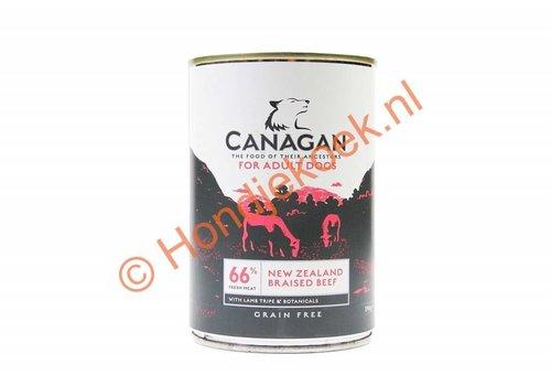 Canagan *Canagan blik Brits Rund 400 gram