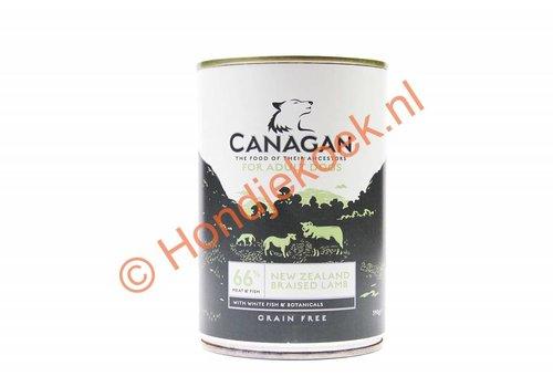 Canagan Canagan blik Lam 400 gram
