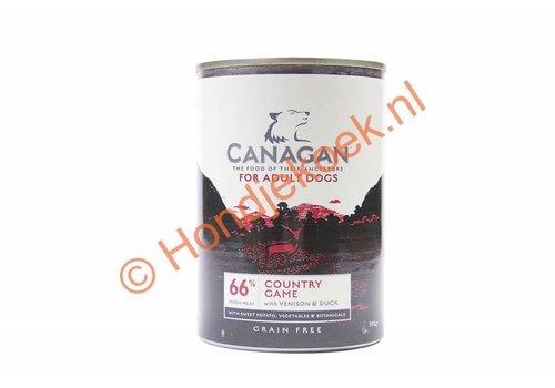 Canagan Canagan blik Wild 400 gram
