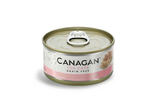 Canagan Canagan kip met ham 75 gram