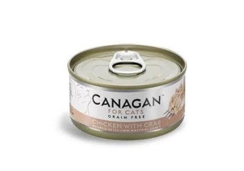 Canagan Canagan kip met krab 75 gram