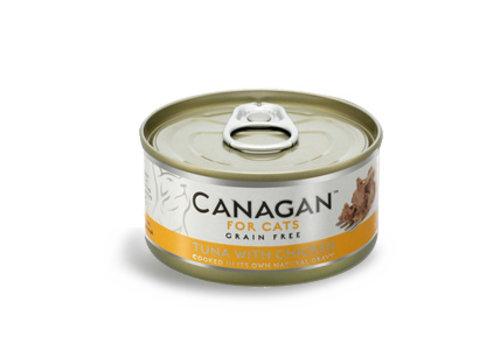 Canagan Canagan tonijn met kip 75 gram
