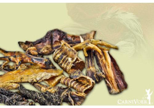 Carnivoer Knabbelmix 250 gram