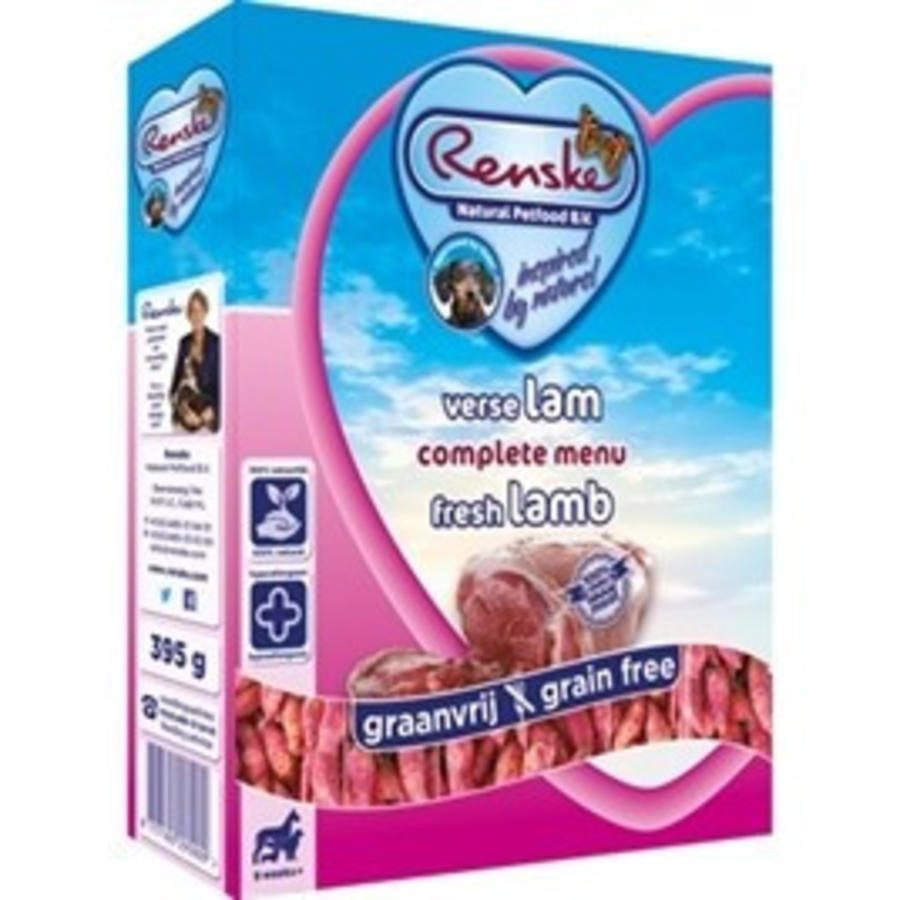 Renske vers Lam graanvrij 395 gram