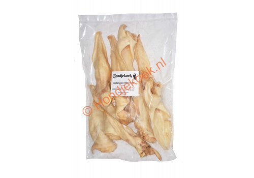 Huismerk Geitenoren met vlees 400 gram