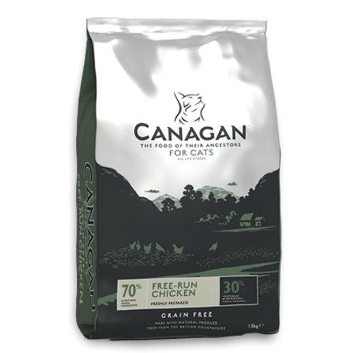 Canagan Canagan voor katten Vrije Uitloop Kip