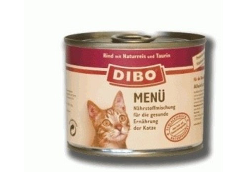 Dibo Dibo menu Rund 185 gram
