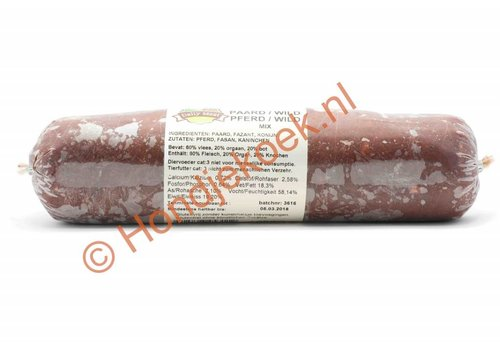 Daily Meat Paard-Wildmix 1 KG