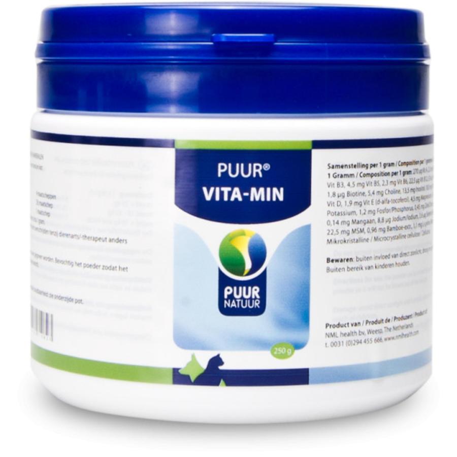 Puur Vita-Min 250 gram