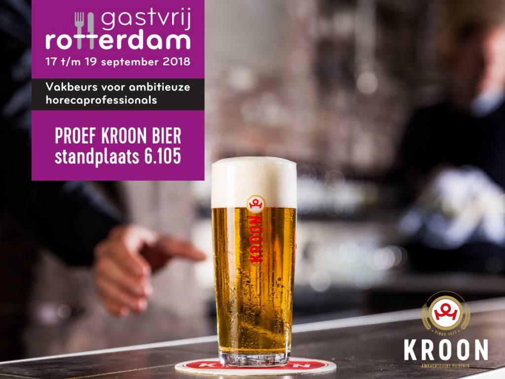 Kroon naar Gastvrij Rotterdam 2018