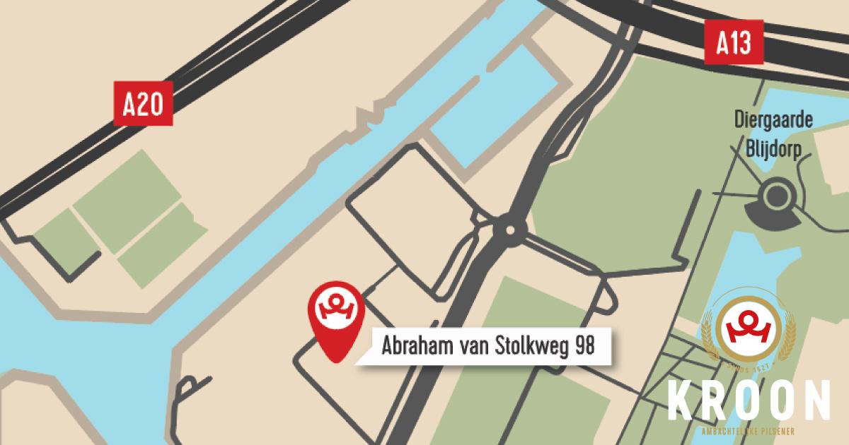 Kroon opent verkooppunt in Rotterdam