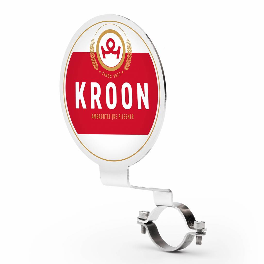 Kroon tapruiter (rond)
