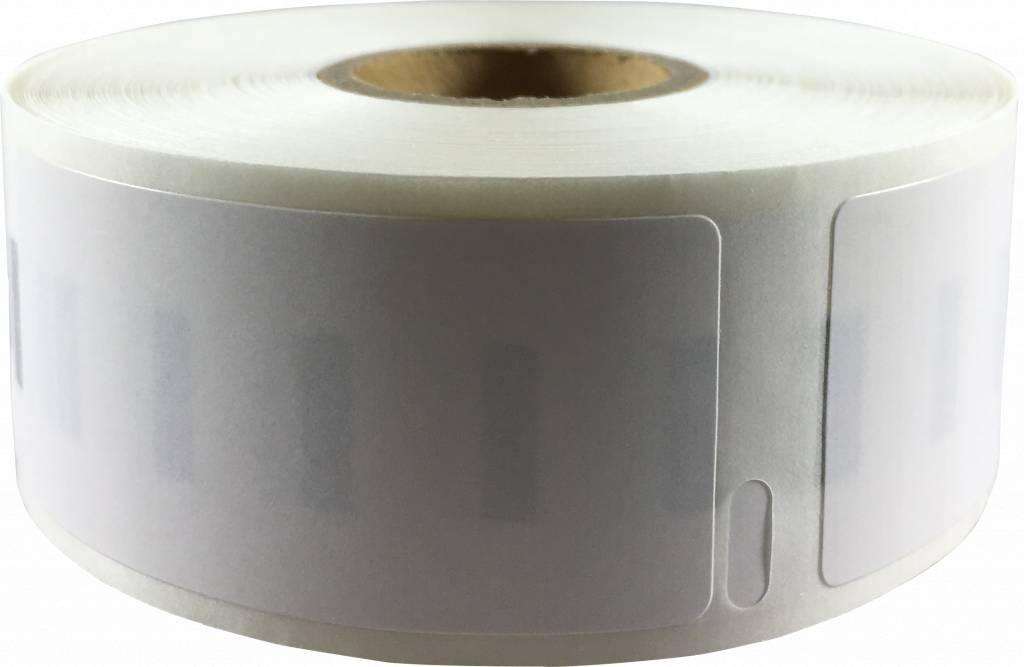 Dymo-compatible Dymo 11352 Compatible Labels, 54mm x 25mm, belijming permanent