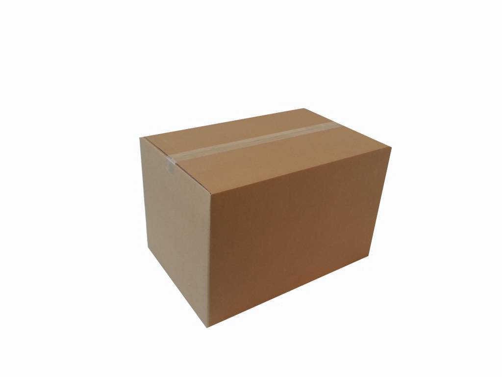 Postdozen / Postpack dozen 690x305x85mm, Kleur : Bruin, Gewicht per doosje: 372 gram aantal per pallet: 600
