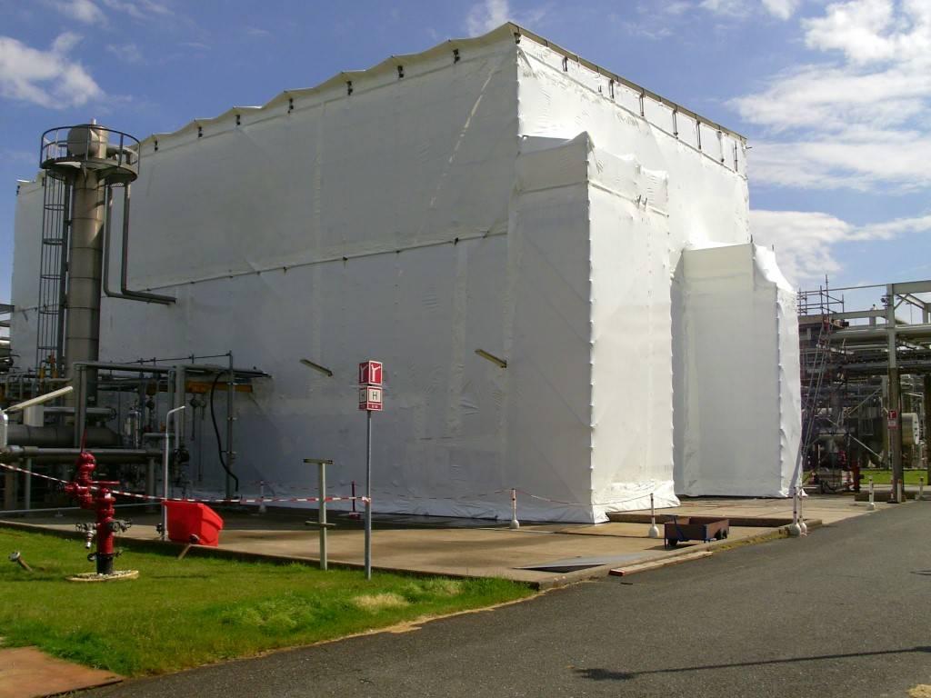 Steigerfolie - Krimpfolie, 4 x 25 meter transparant 300 micron dik