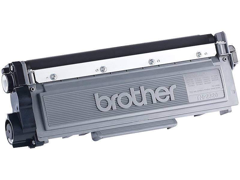 Remanufactured Brother Remanufactured Brother Tonerkit type TN2320 met een Capaciteit van 2600 Brother HL L2300D