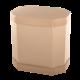 Octabin huls 1160x760x970 Fefco 0352.12HU  kwaliteit POWERPLY HEAVY tripple A 70 stuks per pallet