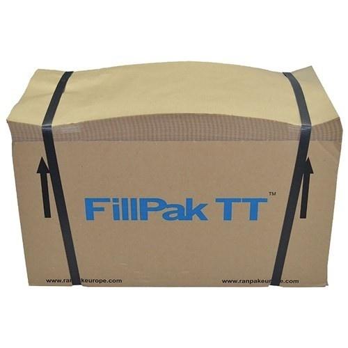 Fill Pak, TT papier, 1 laag, kraft bruin, 70g/m2