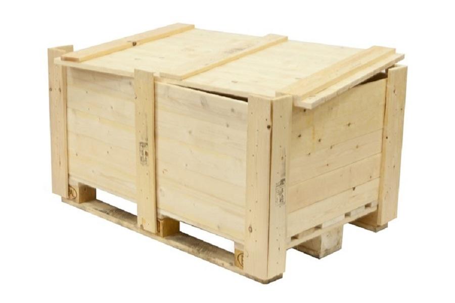 Exportkist houtenkist 210x160x100cm conf. ISPM 15