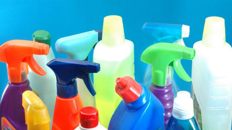 Reinigingsproducten voor keuken en toilet