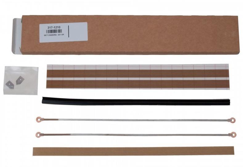Audion Reserve onderdelen set t.b.v. Sealkid 321 SK