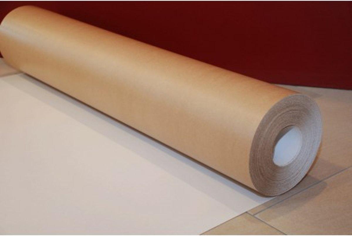 Karton stucloper 50 m2 p/rol , ca 130 cm breed