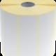 Zebra DHL verzend etiketten compatible, 102mm x 38mm, kern 25mm Permament.