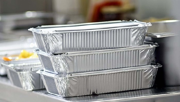 Bakken aluminium