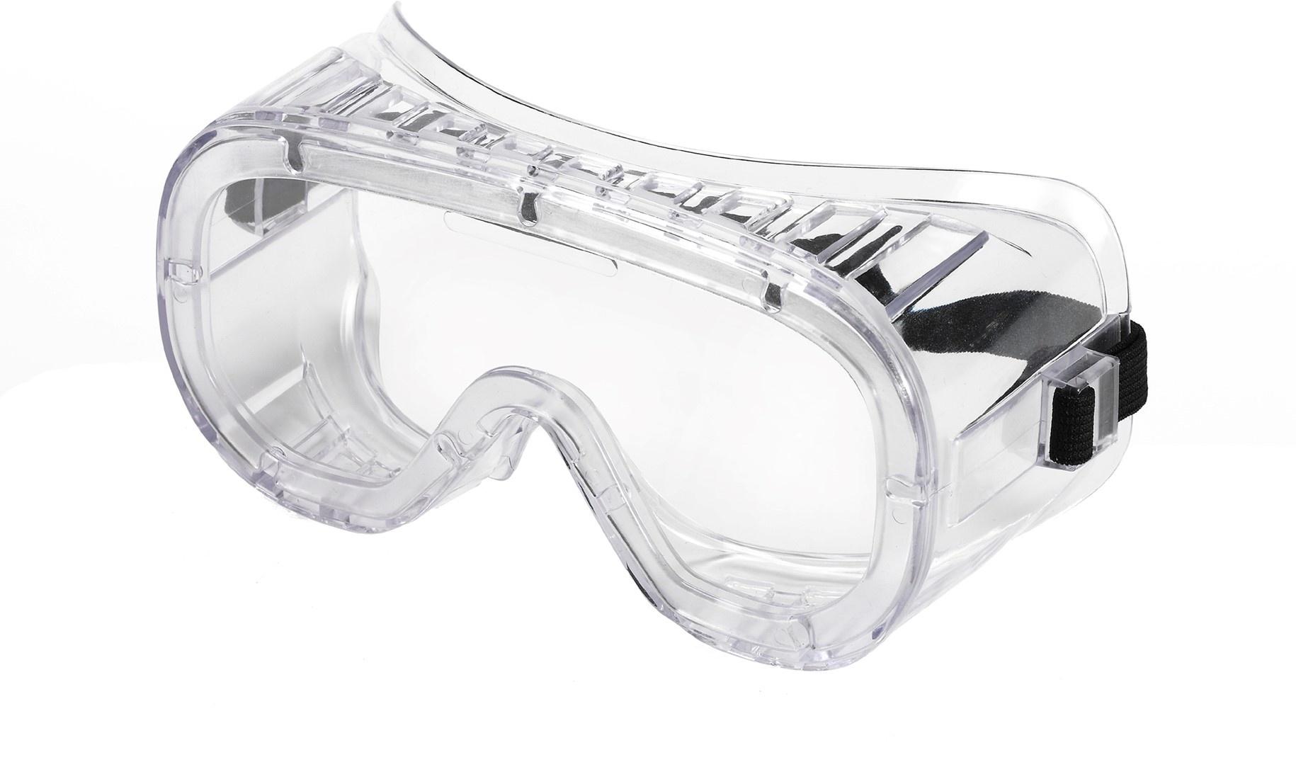Univet Univet ruimzichtbril 602 helder anti-damp