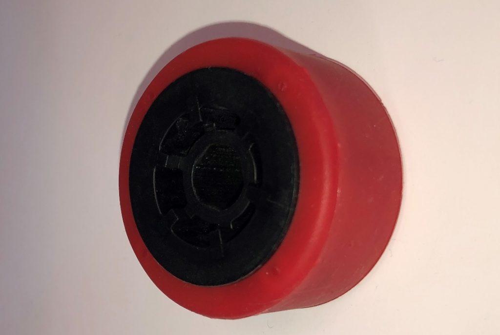 AIRmove Storopack AIRmove 2 rood aandrijfwiel