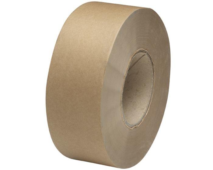 Machinerollen papiertape Ecopack 15S BRUIN  verpakkingstape 50 mm x 500 mtr