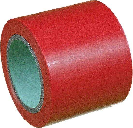 Lion Brand Isolatietape Lion brand rood 10m x 50mm x 0.15mm (150 rollen)