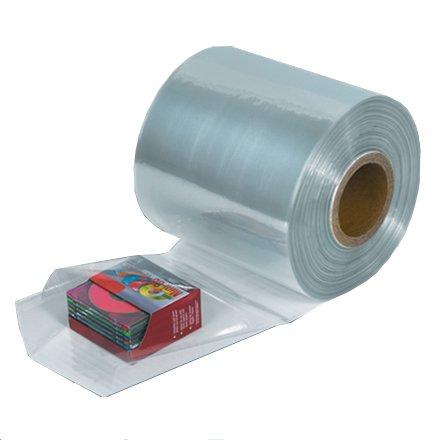 LDPE buisfolie 30 cm x 450 mtr 100mu