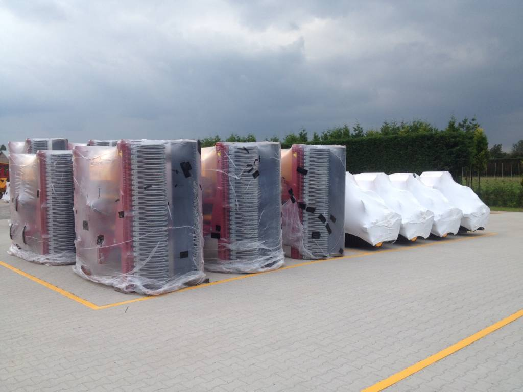 LDPE Krimphoezen 1250 / 425 x 1700 mm 100mu, 50st/rol