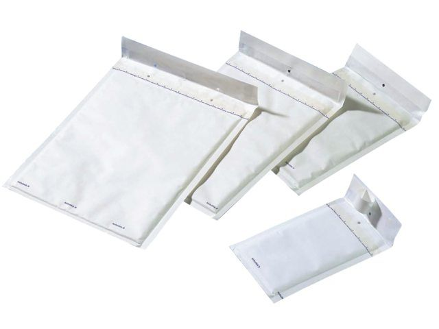 Luchtkussen Enveloppen nr. 11/A 110 x 165 mm (prijs per doos á 200 stuks)