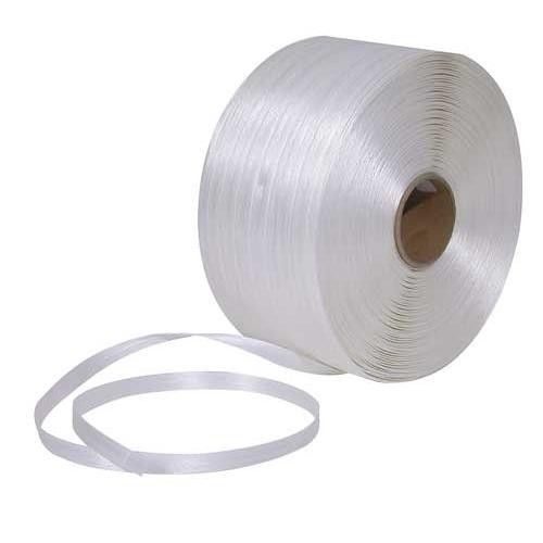 Composietband 13 mm x 1100 mtr wit, 2 rol/ds