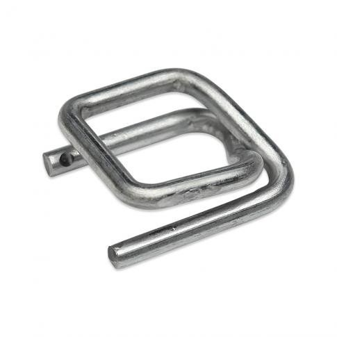 Gespen Metaal B4 13 mm omsnoeringsband (prijs per doos)