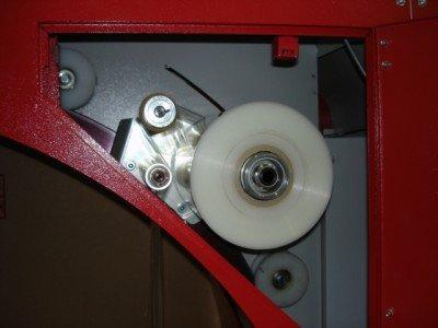 Snijfolie 100 mm, 23 mu transparant Prijs op aanvraag