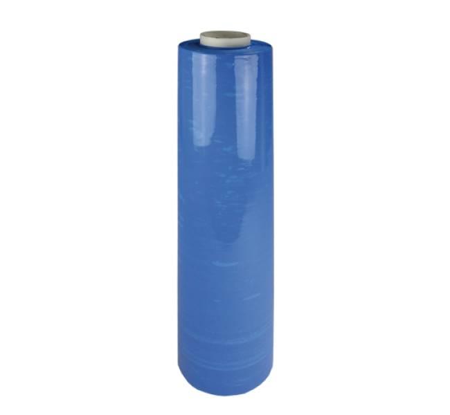 Rekfolie Handwrap B 500 mm x L 300 mtr, 20my Blauw