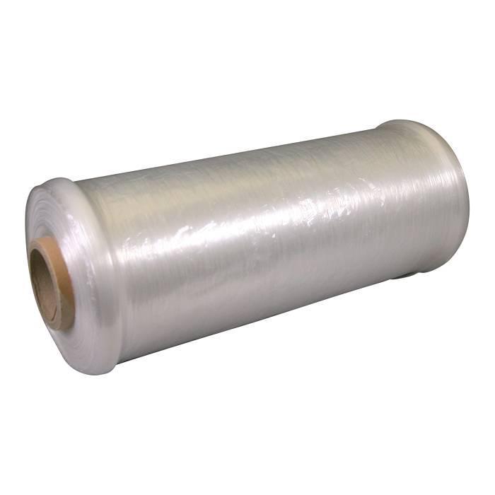 Machine Rekfolie Blown Pre-stretch B 500 mm x L 3750 mtr x D 9 mu Transparant  45 rol/pallet