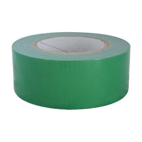 Duct tape 50 mm x 50 mtr Groen - Professioneel, 18 rol/ per doos