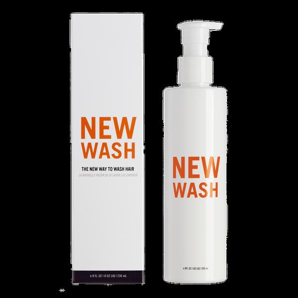 New Wash Hairstory